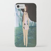 lee pace iPhone & iPod Cases featuring Glacial Pace by sens