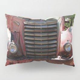 GMC, GMC Truck Grill, Old Truck Pillow Sham