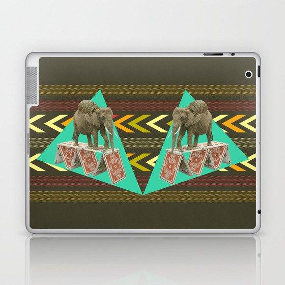 fragile but strong Laptop & iPad Skin