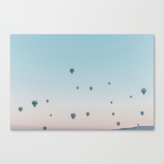 Balloons! Canvas Print