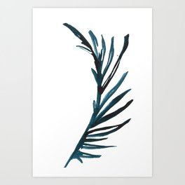PALM NO.009 Art Print