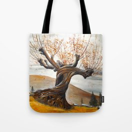 Whomping Willow Tote Bag