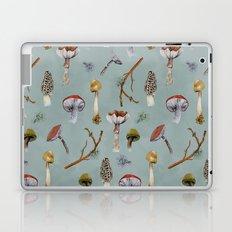 Mushroom Forest Party Laptop & iPad Skin