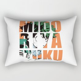 Mido in Impact Rectangular Pillow