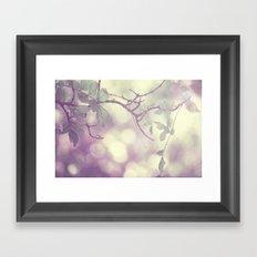 Pastal Framed Art Print