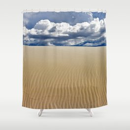 Complements in Nature Shower Curtain