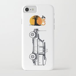 Land Cruiser Pick-up iPhone Case