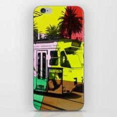 Melbourne Tram iPhone & iPod Skin