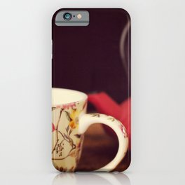 Tea For One iPhone Case