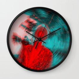 Spinning   Baekhyun Wall Clock