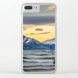 Lakeside 2 Clear iPhone Case