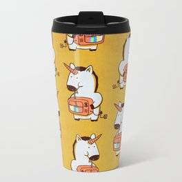 Delicious Colors Metal Travel Mug