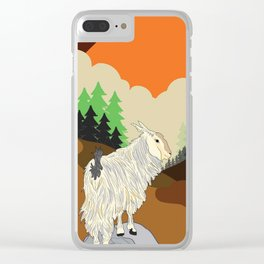 Look at y Butt. Look at it Clear iPhone Case