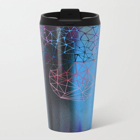 transparent evening Metal Travel Mug