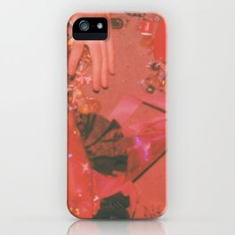 Candy Grab iPhone Case