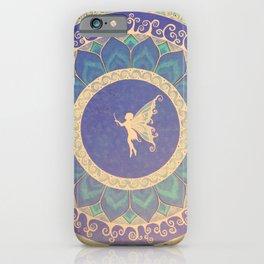Fairy Garden Amber  iPhone Case