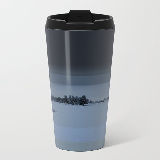 Storm Front Metal Travel Mug