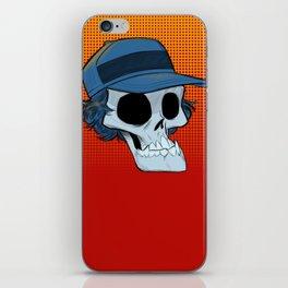 Elmer Skull in Color iPhone Skin