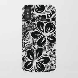 fb57d79e2 Savaii Polynesian Tribal iPhone Case