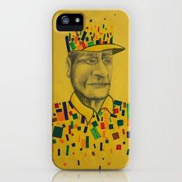 DESFRAGMENTACIÓN iPhone Case