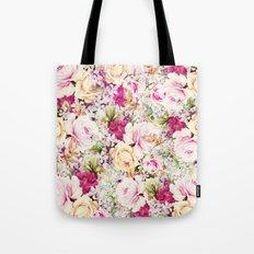 carpet of roses Tote Bag