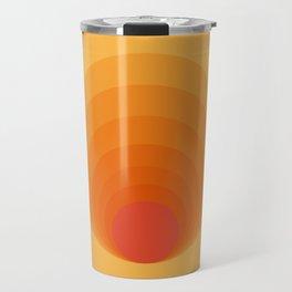 Sun Spiral | Bauhaus I Travel Mug