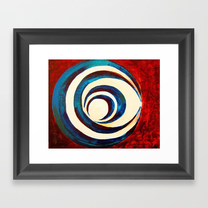 Nurture Framed Art Print