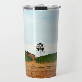 Stanhope PEI Lighthouse and Beach Travel Mug