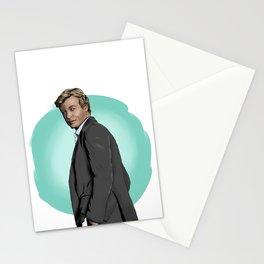 Mr Jane Stationery Cards