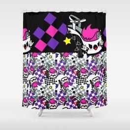 Exotic Punk High Heels by MamirruQuis Shower Curtain