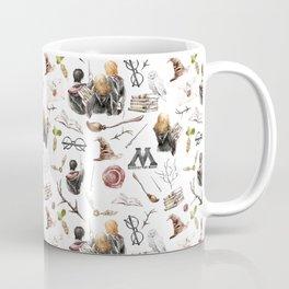 HP Pattern Coffee Mug