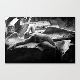 Love Will Tear Us Apart - Joy Division Canvas Print