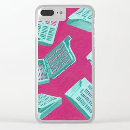 Histotech Clear iPhone Case