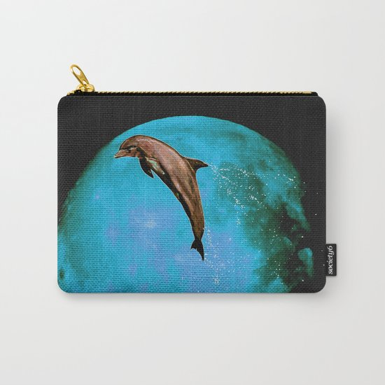 magician of seas - turquoise Carry-All Pouch