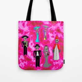 Deading day Tote Bag