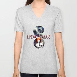 Life Is Strange: Guns Unisex V-Neck