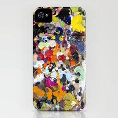 Palette. In the original sense of the word. Slim Case iPhone (4, 4s)