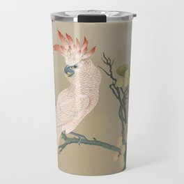 Moluccan Cockatoos Travel Mug
