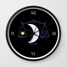 Knights Errant Wall Clock