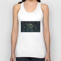 firefly Tank Tops featuring firefly by Studio Ria