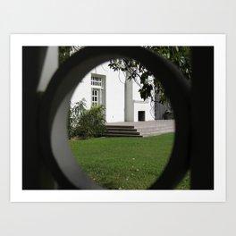 Secret Garden - 5  Art Print
