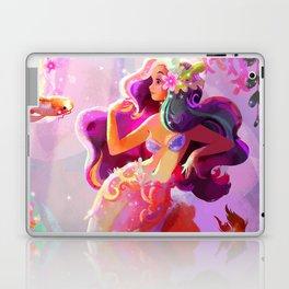 Neon Koi Laptop & iPad Skin
