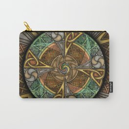 Celic Apeatue Mandala Carry-All Pouch