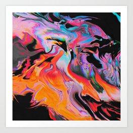 Wopal Art Print