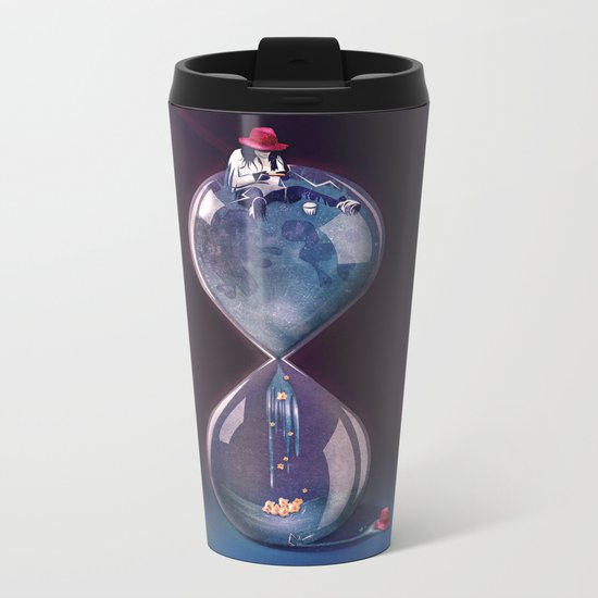 Nature Calling Metal Travel Mug