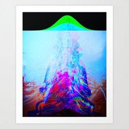 Eve of Revolutions Art Print