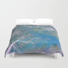 The Fairy Forest  Duvet Cover