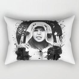 yolandi dieantwoord Rectangular Pillow