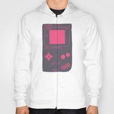 Game Boy on pink Hoody