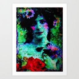 no44 Art Print